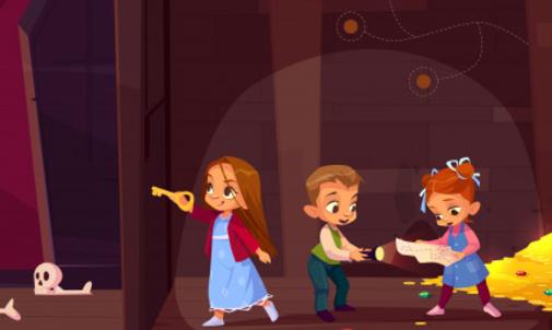 Фото до новини Знайомтесь: краща розвага для дітей Запоріжжя - квести